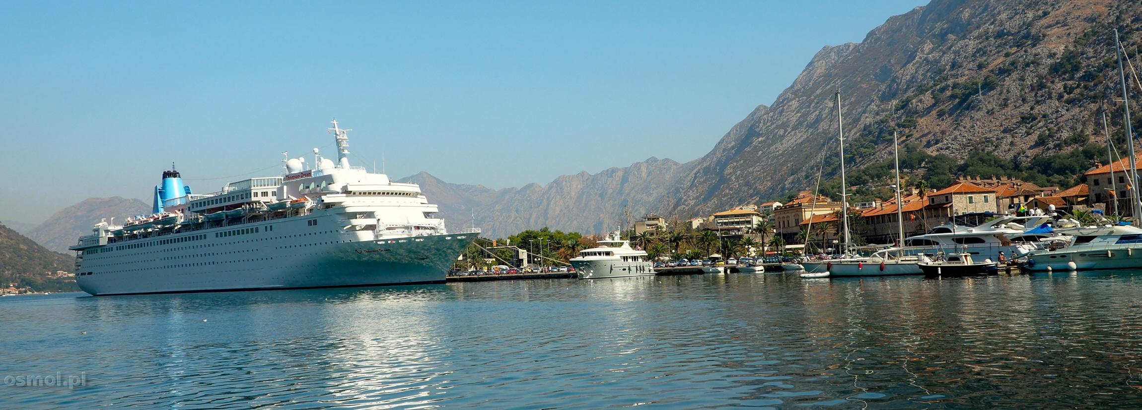 Port w Kotorze