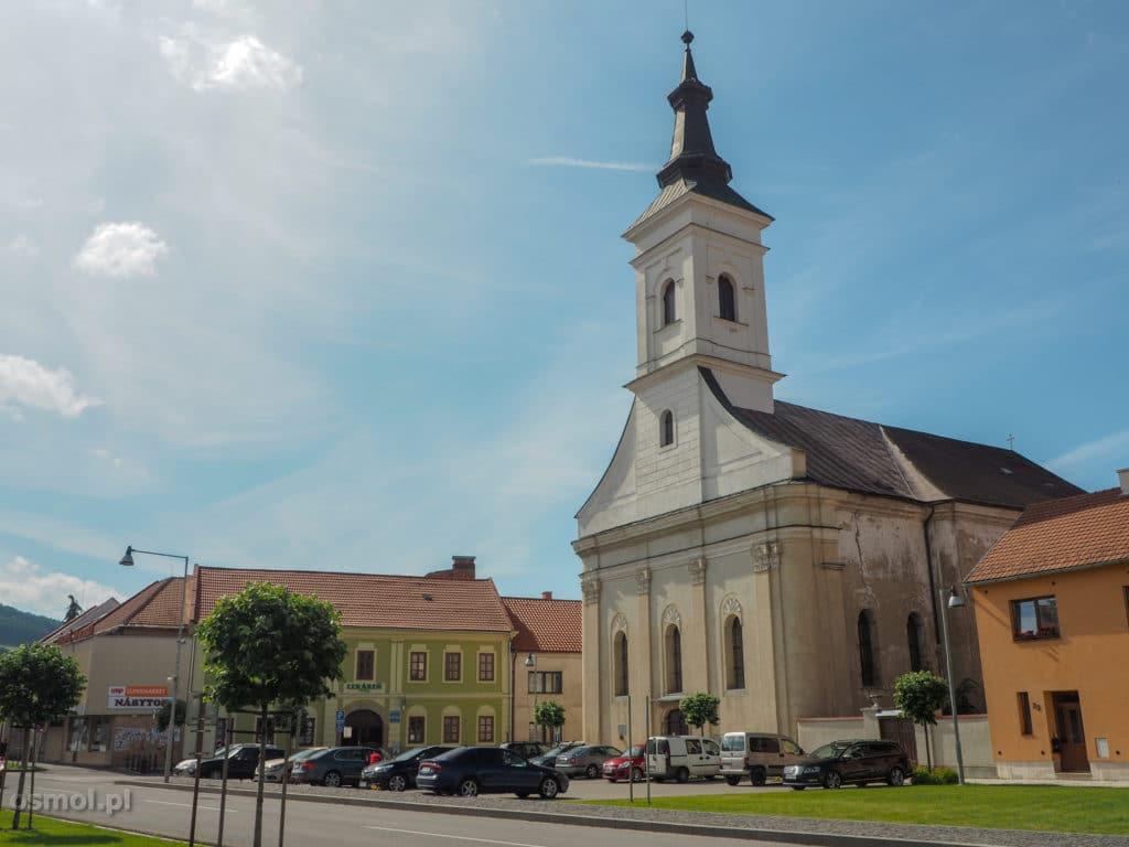 Kościół w Spiskim Podgrodziu