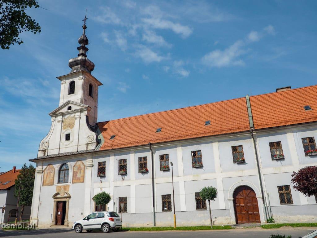 Spiskie Podgrodzie kościół