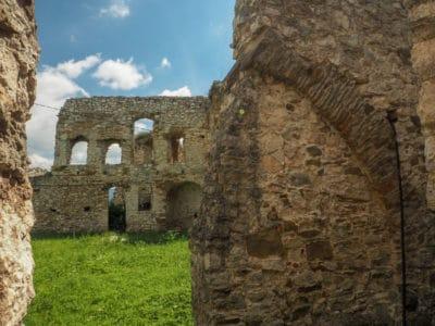Spiski Hrad Ruiny