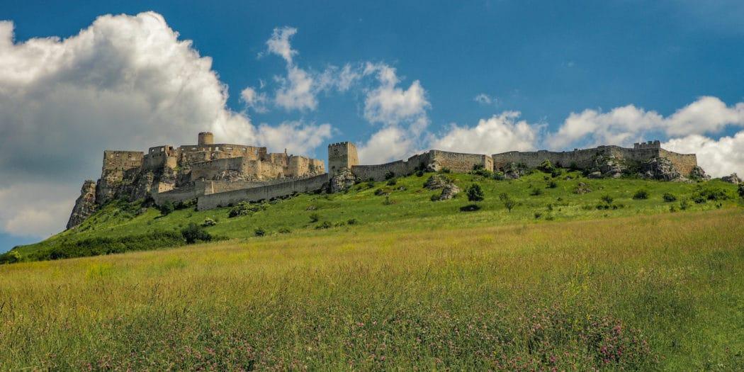 Spiski Zamek Słowacja
