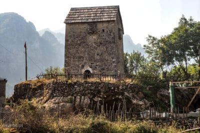 Wieża odosobnienia w Theth