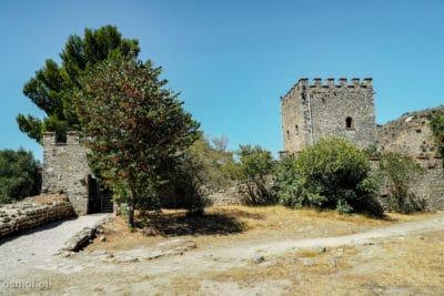 Twierdza w Butrincie Albania