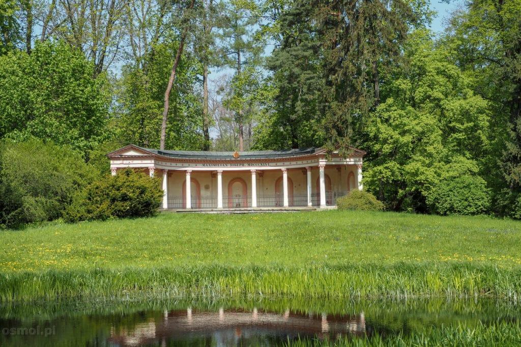 Ogród Pałacu Arcybiskupiego Kromieryż