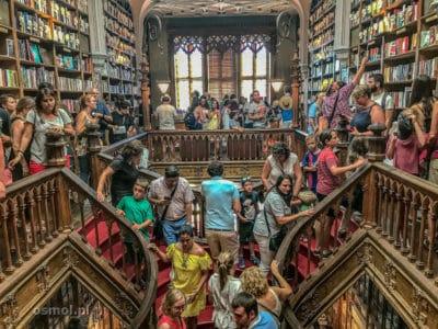 Księgarnia Lello w Porto