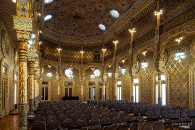 Sala Arabska w Pałacu Bolsa