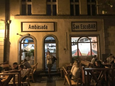 Ambasada San Escobar w Świdnicy
