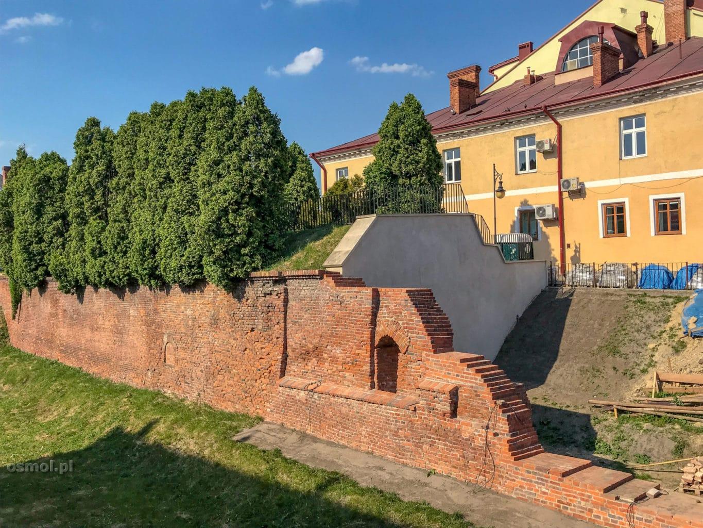 Pozostałości murów miejskich w Jarosławiu