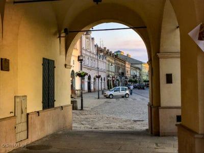 Arkady kamienicy Orsettich Jarosław