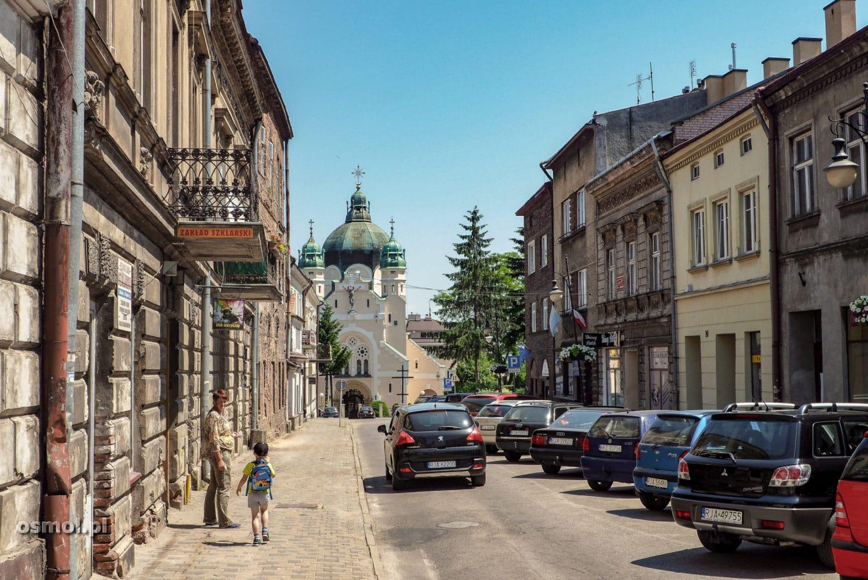 Ulica w Jarosławiu