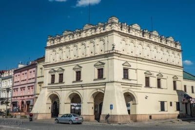 Kamienica Orsettich - symbol i najbardziej charakterystyczny zabytek w Jarosławiu