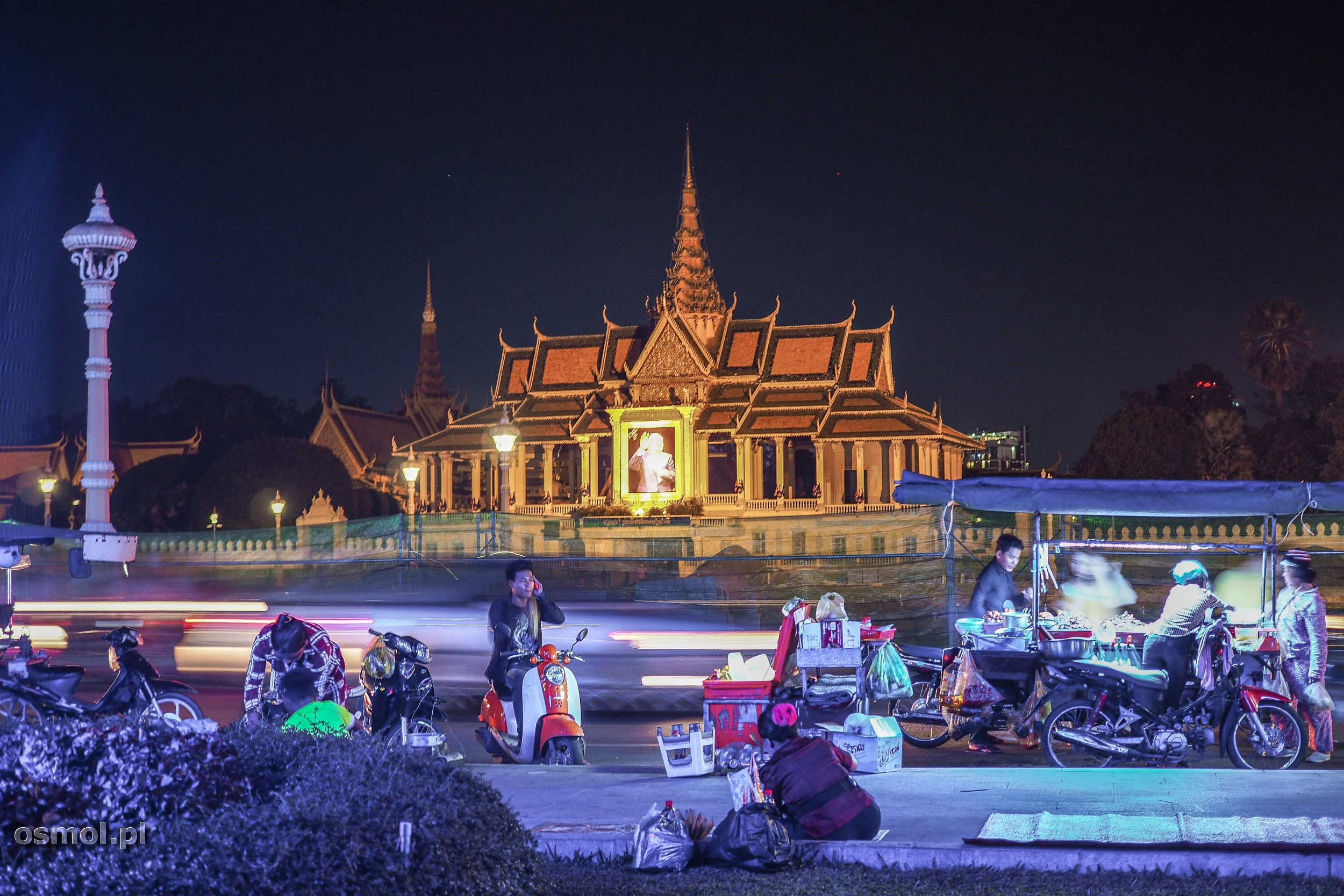 Pałac królewski w Phnom Penh