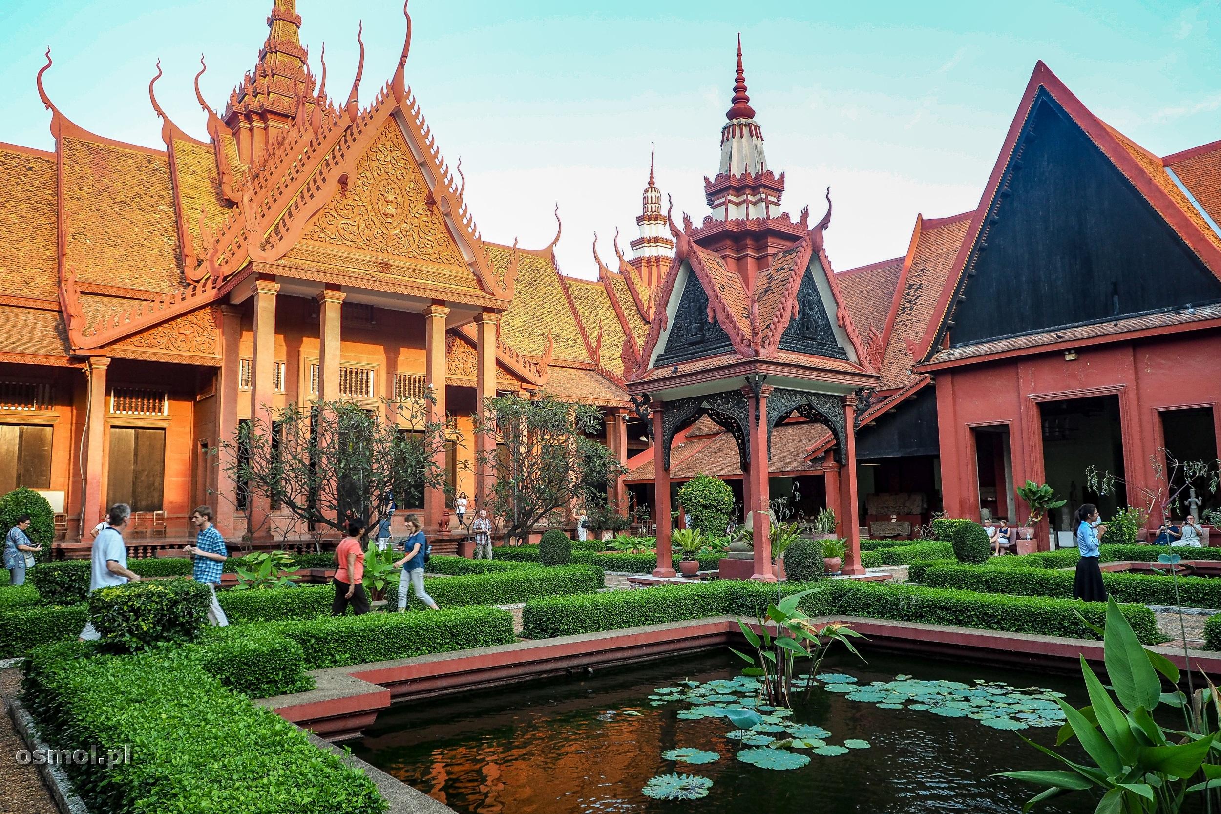 Muzeum Narodowe w Phnom Penh