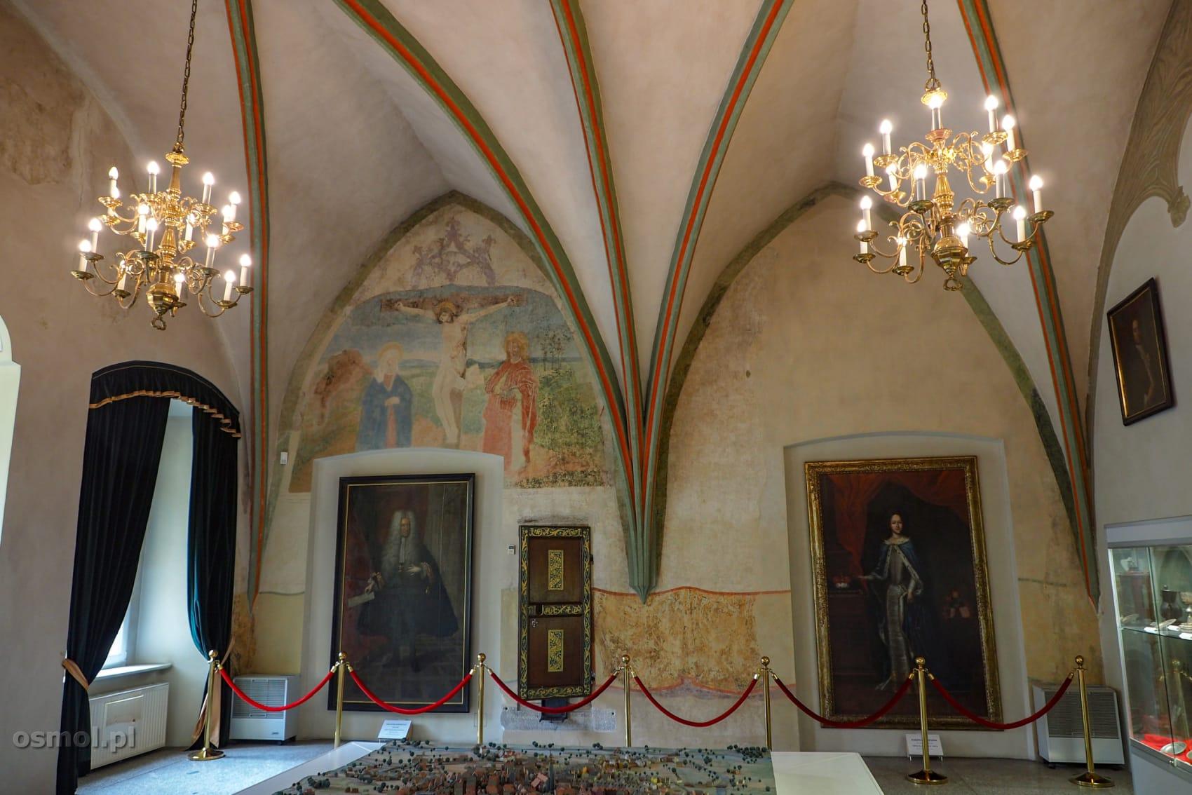 Sala Rajców w Muzeum Dawnego Kupiectwa