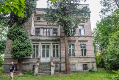 Dom Czerwonego Barona w Świdnicy - dziś to zwyczajny dom