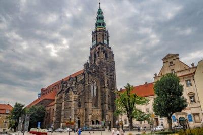 Katedra pw. św. Wacława i Stanisława w Świdnicy
