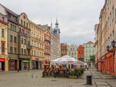 Na Rynku w Świdnicy