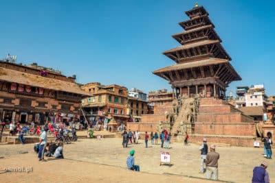 Plac Taumadhi Bhaktapur