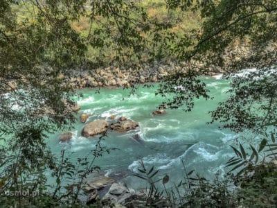Rzeka Marshyangdi