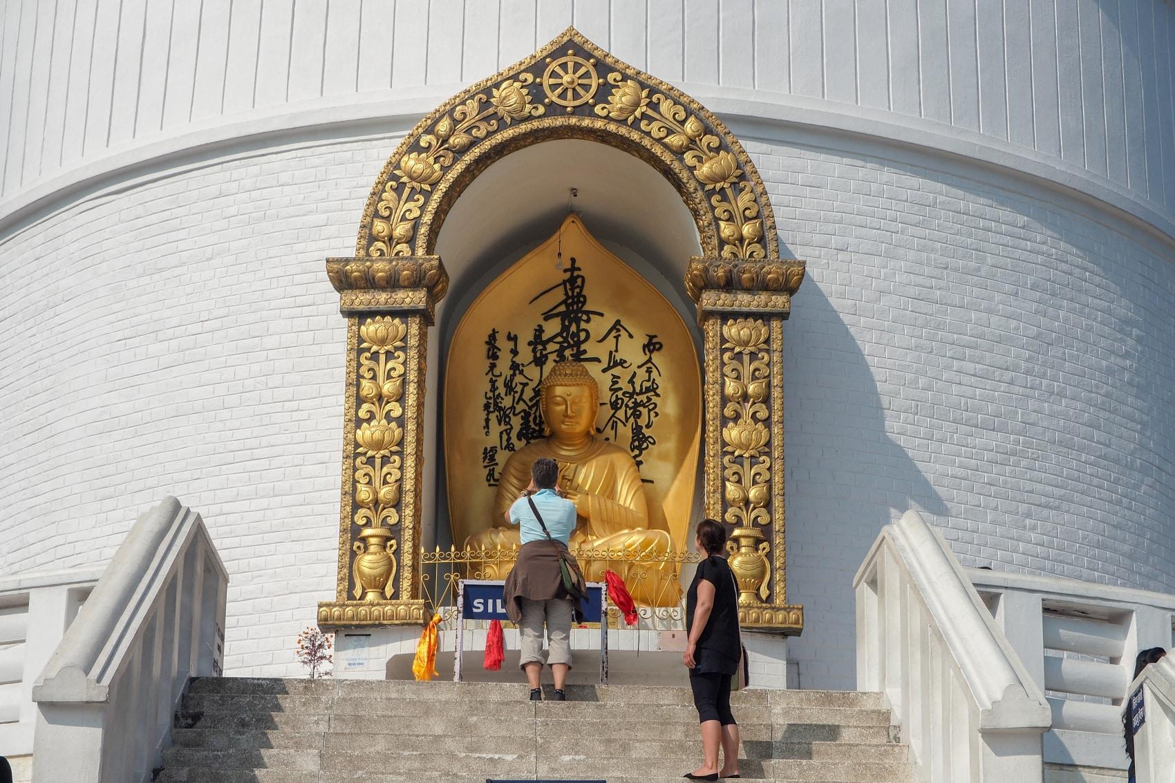 Worold Peace Pagoda Pokhara