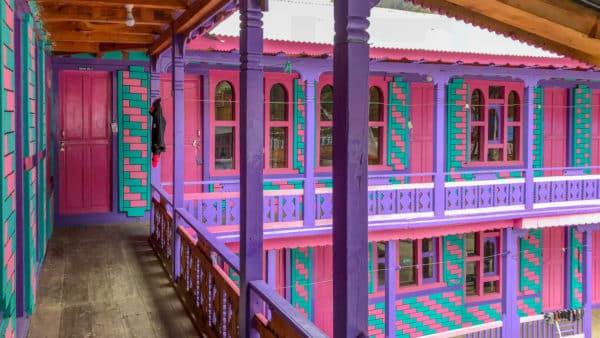 Hotelik na szlaku dookoła Annapurny