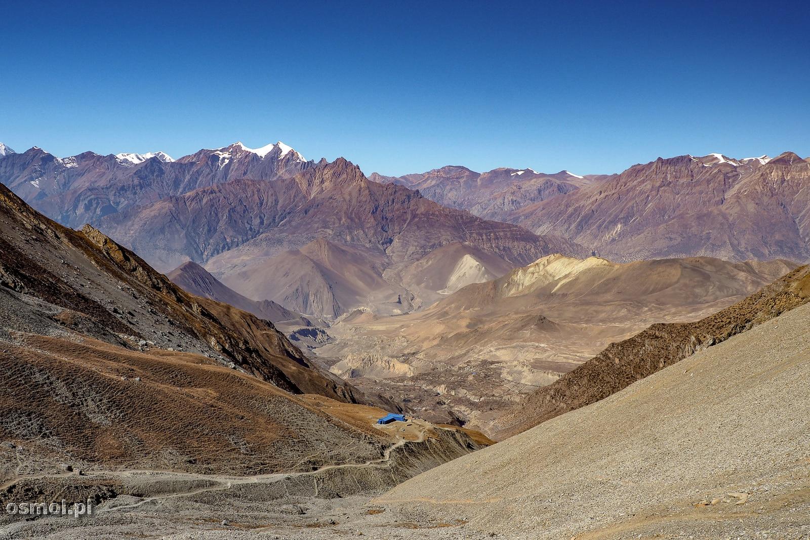 Himalaje na szlaku dookoła Annapurny