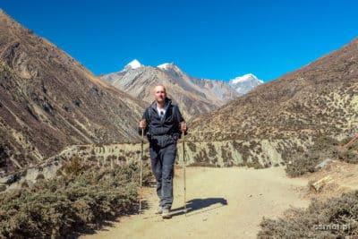 Na trekkingu dookoła Annapurny