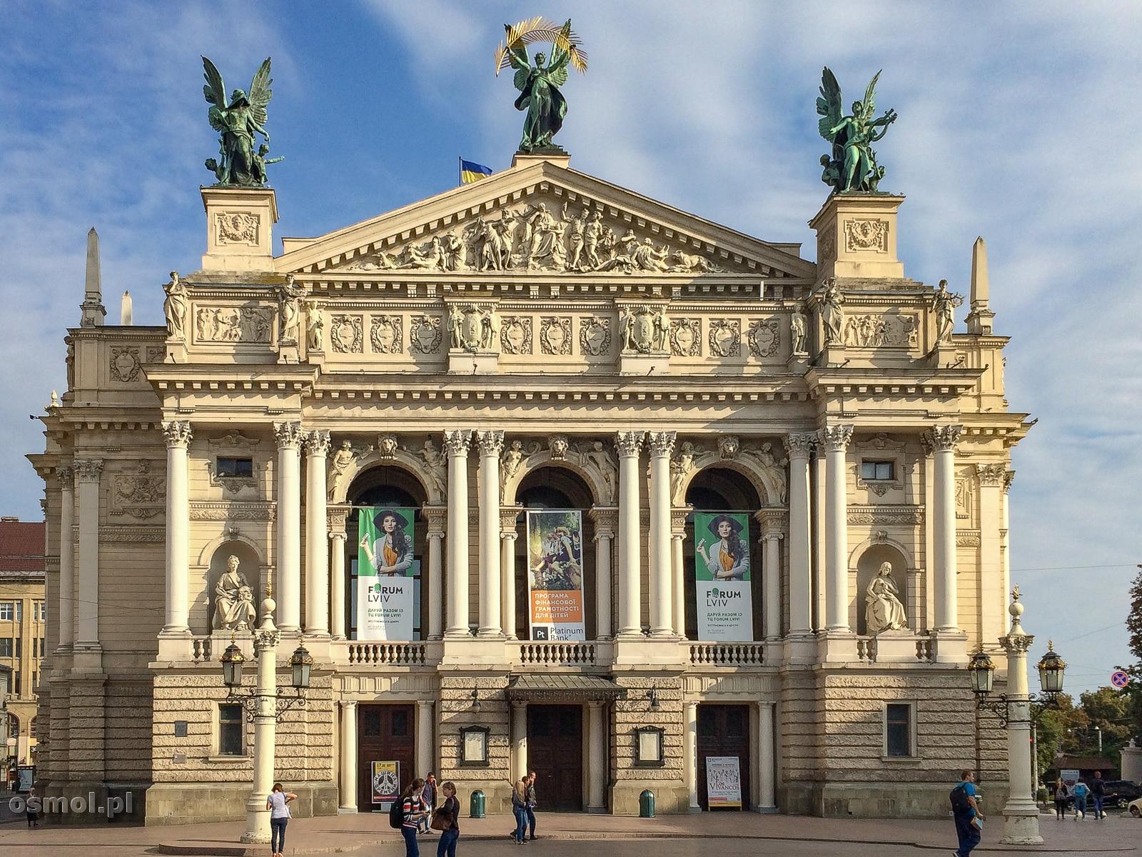 Gmach Opery we Lwowie