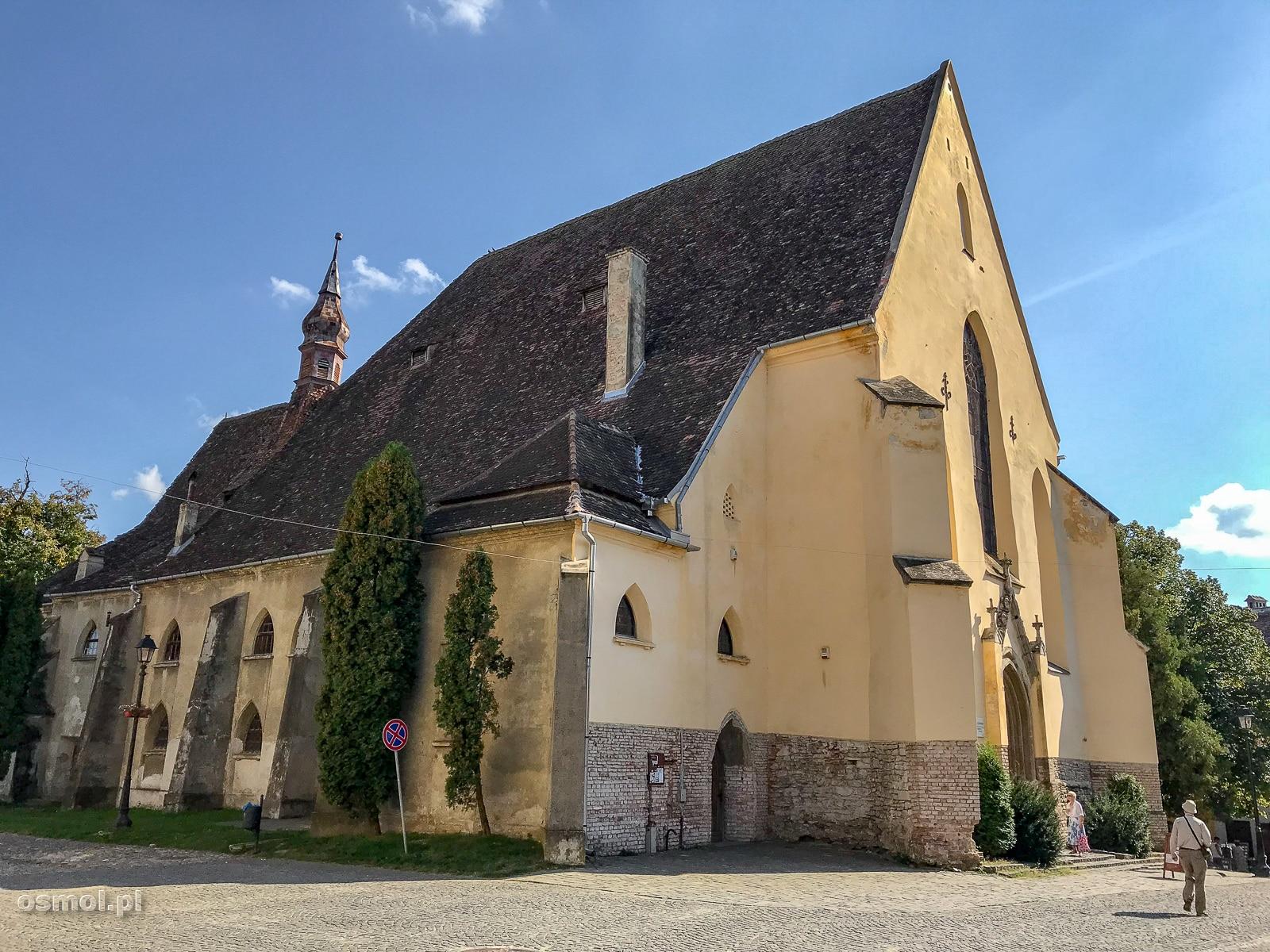 Kościół klasztorny w Sighișoarze