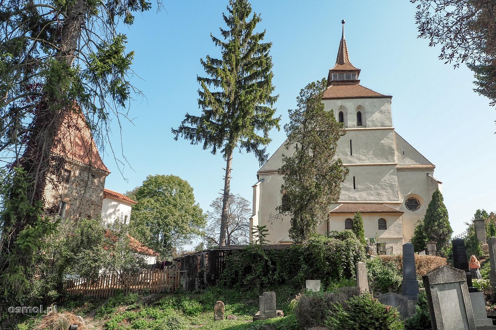 Kościół na Wzgórzu w Sighișoarze