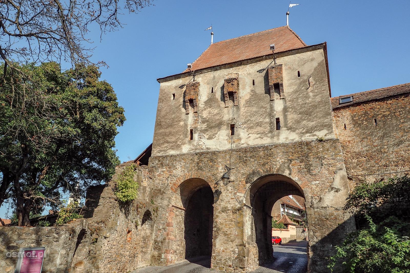 Baszta Krawców w Sighișoarze