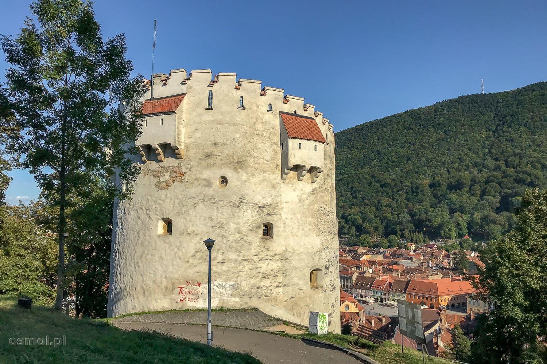 Biała Wieża w Braszowie