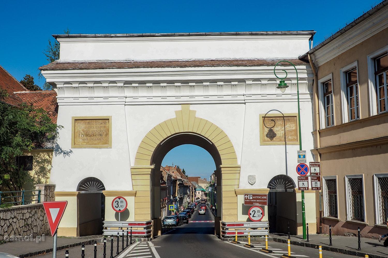 Brama Schei w Braszowie
