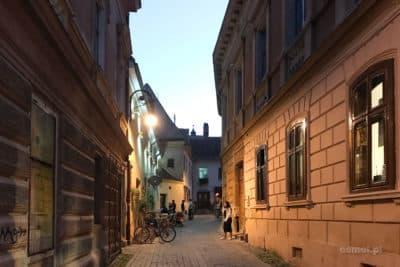 Wieczór w Braszowie