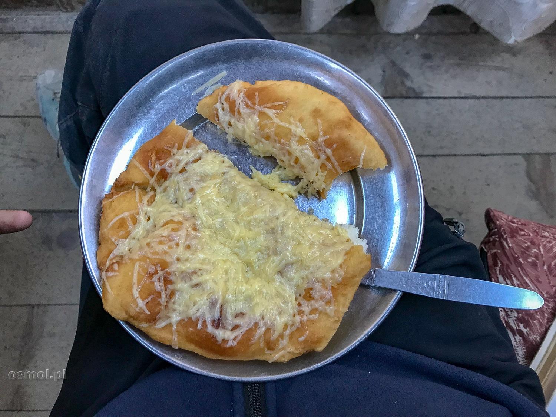 Chleb tybetański z serem