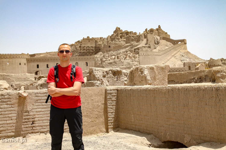 Ruiny Bam w Iranie