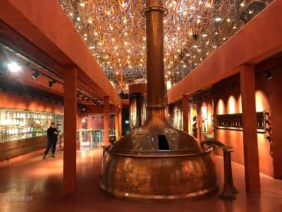 Kadzie w Muzeum Piwa we Lwowie