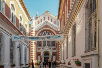 Synagoga w Braszowie