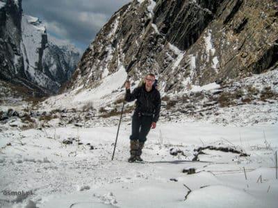 Trekking do Annapurna Base Camp