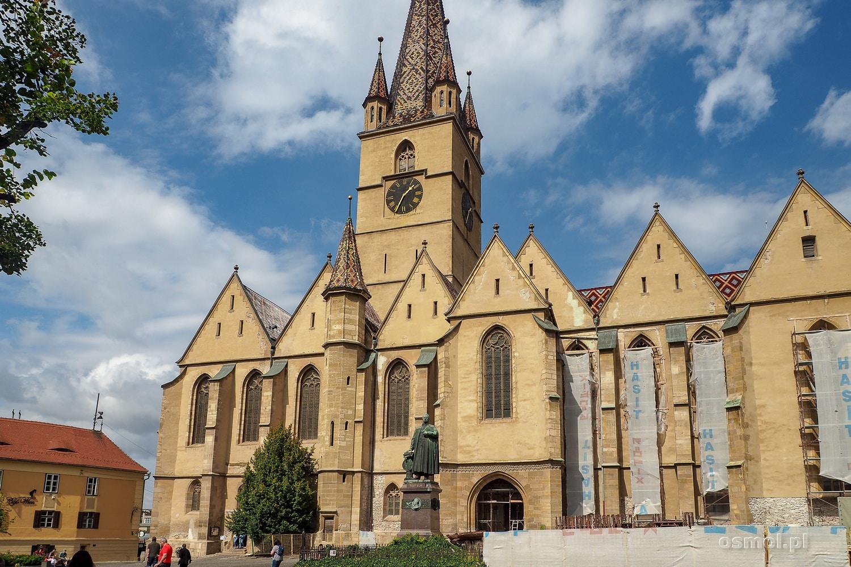 Kościół Ewangelicki pod wezwaniem Najświętszej Marii Panny w Sybinie