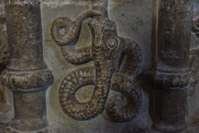 Motyw morski w zdobieniach klasztoru Hieronimitów