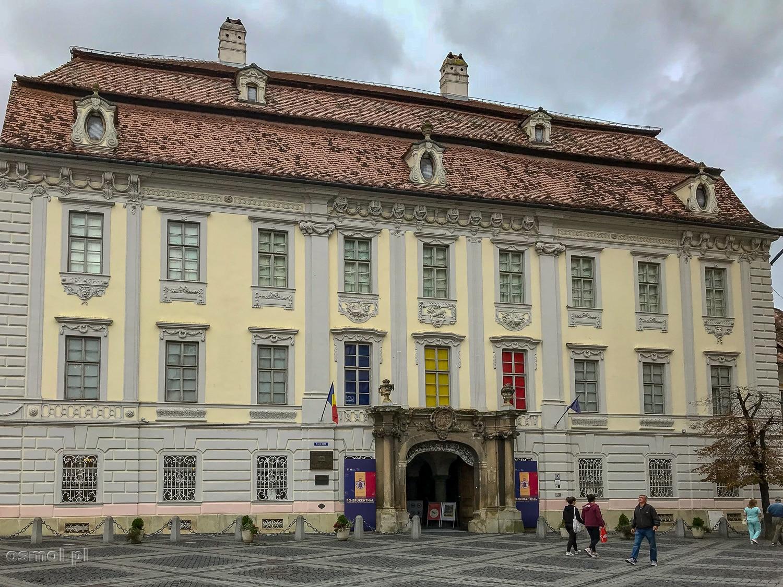 Muzeum Bruckhentala w Sybinie