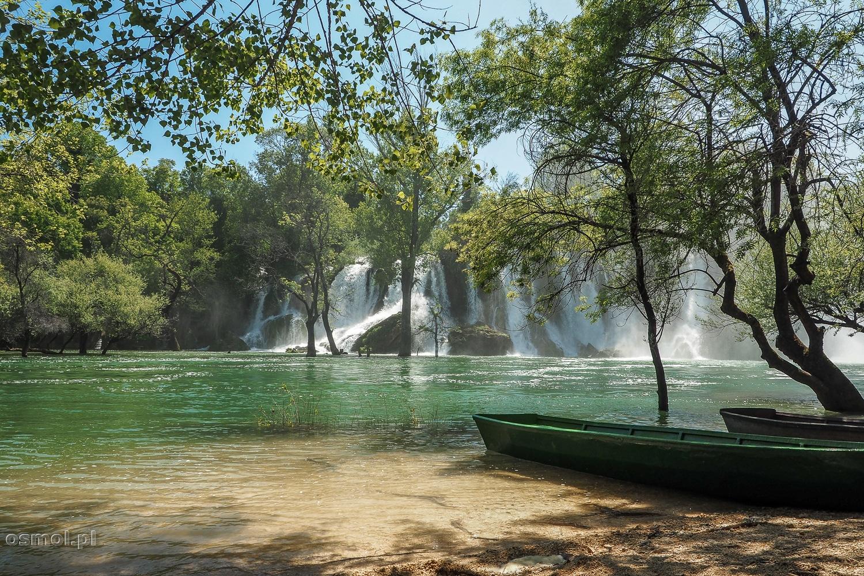 Nad Wodospadami Kravica