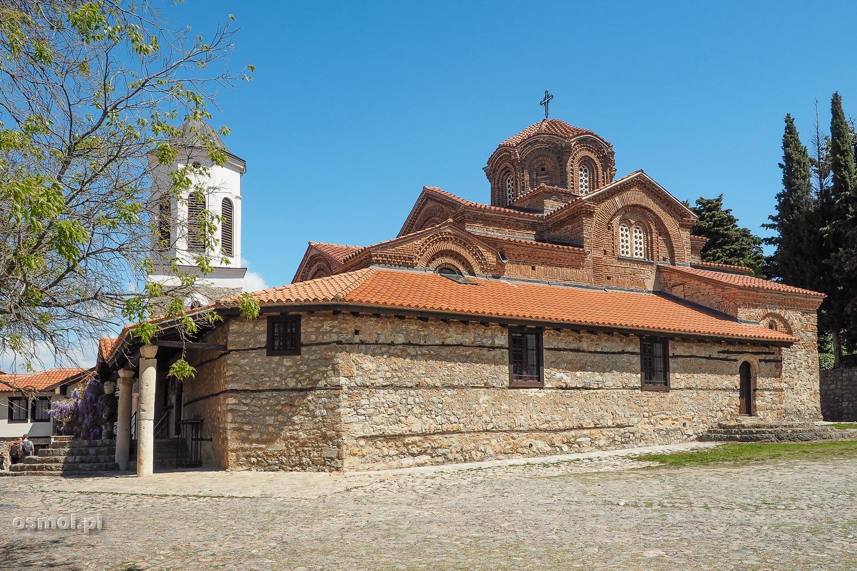 Cerkiew Bogurodzicy Pariwlepty w Ochrydzie