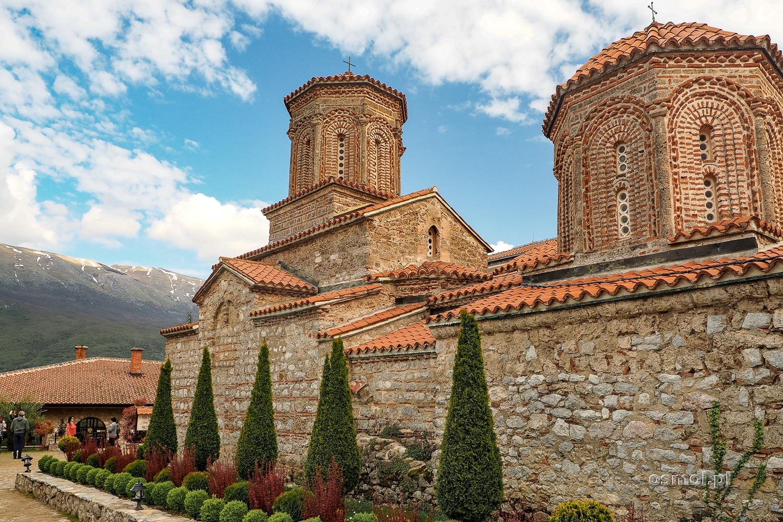 Klasztor św. Nauma nad Jeziorem Ochrydzkim