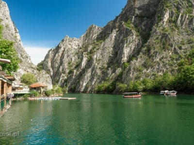 Kanion Matka pod Skopje