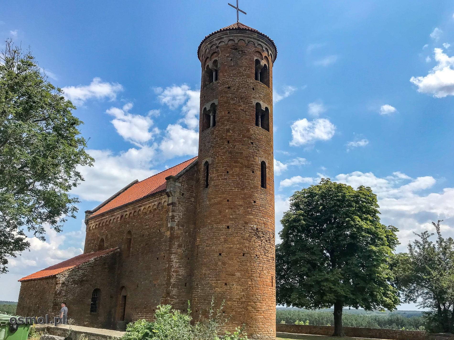 Kościół świętego Idziego w Inowłodzu