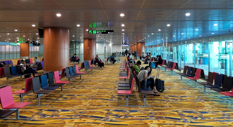 Lotnisko w Rangunie