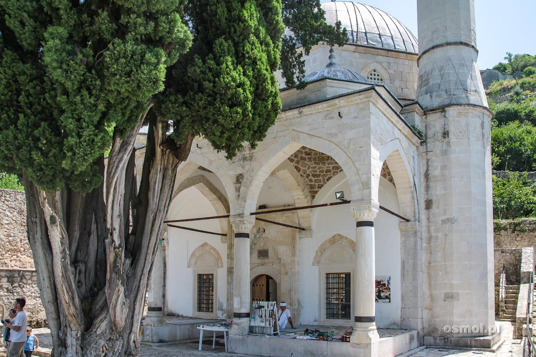 Meczet w Pocitelj Bośnia