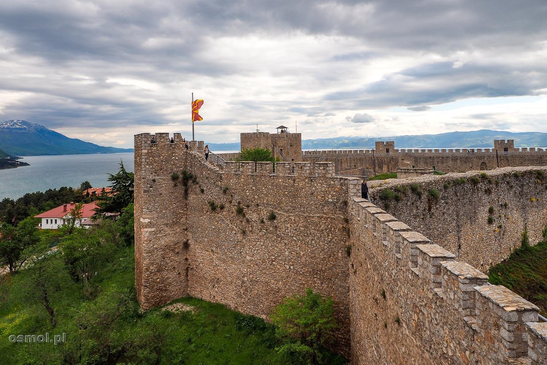 Forteca Samuela czyli zamek górujący nad Ochrydą